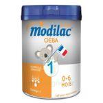 MODILAC EXPERT OEBA 1, bt 900 g à Paris