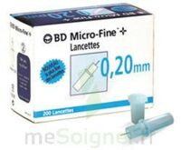 BD MICRO - FINE +, bt 200 à Paris