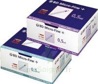 BD MICRO - FINE +, 0,3 mm x 8 mm, bt 100 à Paris