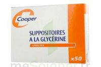 Suppositoires à la Glycérine à Paris