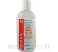 Prevens Gel Hydroalcoolique 100ml à Paris