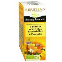 Herbesan Spray Buccal Bio 20ml à Paris