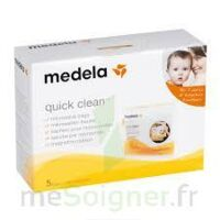 MEDELA QUICK CLEAN, bt 5 à Paris